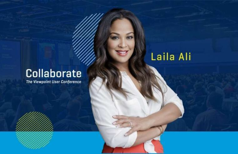 A KNOCK-OUT Speaker to Headline the Collaborate 2021 User Conference